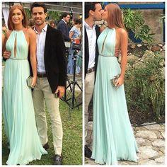 Marina Rui Barbosa , cada dia mais linda!  #vestidodefesta  #casamentoaoarlivre #madrinha#madrinhasdecasamento