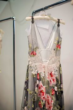 Bridal Fashion Week: Claire Pettibone!