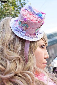 Cute Angelic Pretty Lolita Hat