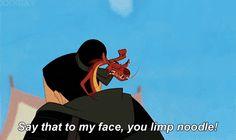 When Piper called Percy unimpressive.