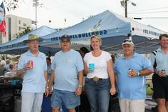 Tailgating at the Chattanooga game 2012