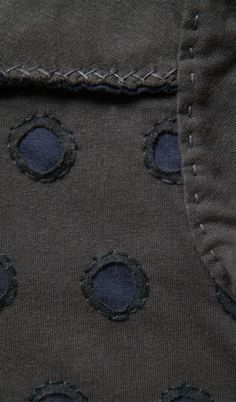 Modern Rustic reverse applique clothing