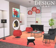 Unique livingroom by tiffani valencia