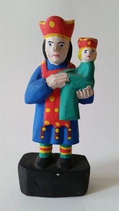 Racar. Figura de Reisado. 15,5 cm