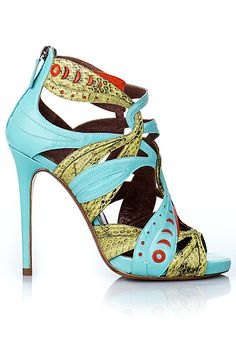 Tabitha Simmons - Shoes - 2013 Spring-Summer