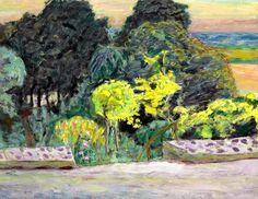 Pierre Bonnard (1867-1947) La Terrasse 1914