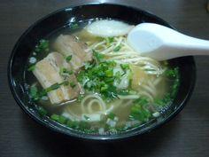 「むつみ食堂」の沖縄そば
