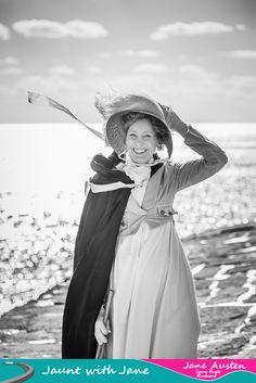 On the Cobb at Lyme Regis Jaunt with Jane Lyme Regis Weekend www.jauntwithjane.com