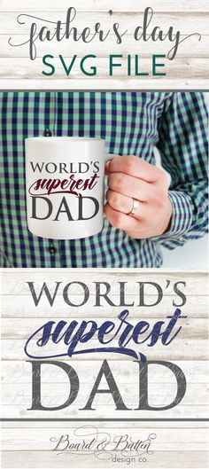 NEW  CUTE TEDDY WORLDS BEST DAD   Baby on Board Car Sign Ideal for Fathers Day!