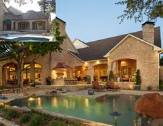 Stunning Outdoor Living Areas