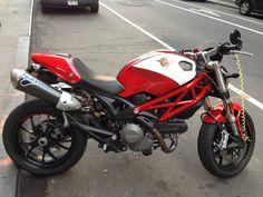 Ducati in NYC