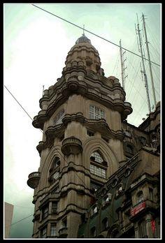 Buenos Aires - Reina del Plata: Palacio Barolo