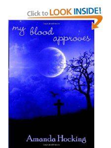My Blood Approves: Amanda Hocking
