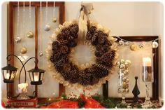 thanksgiving diy decoration ideas | 45 Great Thanksgiving Mantel Decorating Ideas » Photo 29