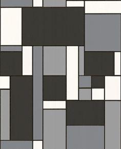 Geo : Black & White Wallpaper from www.grahambrown.com