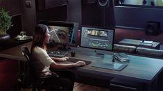 DaVinci Resolve - Editor de video gratuito para Windows, Mac y Linux Linux, Free Video Editing Software, Editing Apps, Audio Post Production, Revolution, Editing Suite, Digital Audio Workstation, Handheld Video Games, Final Cut Pro