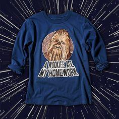 We've got styles for you in a galaxy (not so) far, far away! #kidsfashion #pinterest #StarWars