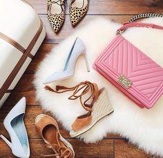 6068bb3fa7c671 ♡✨ pinkcarlaelise✨♡ Cinderella Shoes