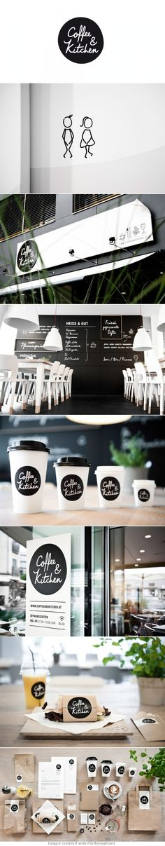 Coffee & Kitchen by Moodley Brand Identity - created via http://pinthemall.net
