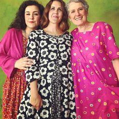 COLORS! For Gudruns spring 2018... #gudrunfans #colorfulwomen #gudrunsjöden #gudrunsworld