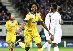 Olympiacos Juventus: Early Juan Cuadrado strike and late Federico Bernardeschi goal seals Champions League spot for Italian giants Juventus knew . Uefa Champions League, Turin, Chelsea, Barcelona, Goals, Html, Seo, Greece, Wheels