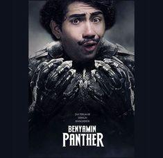 meme black panther ini kocak © 2018 berbagai sumber