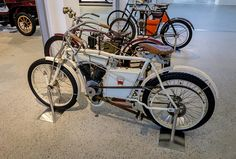 Laurin & Klement type CC motorcycle (1903) | by The Adventurous Eye