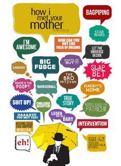 How I Met Your Mother by neeann.deviantart.com on @DeviantArt
