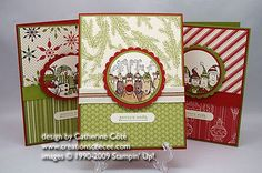 stampin up, holiday lineup