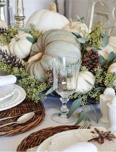 autumn whites...