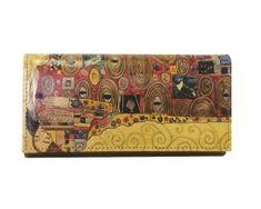 Ručne-maľovaná-peňaženka-7757-s-motívom-Gustav-Klimt Gustav Klimt, Home Decor, Decoration Home, Room Decor, Home Interior Design, Home Decoration, Interior Design
