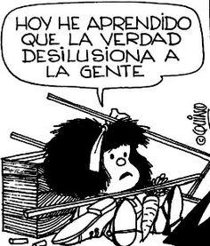•Mafalda - (Quino)