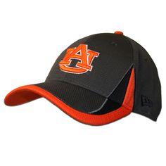 Cap, Fitted AU Auburn