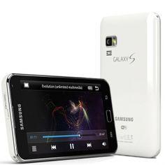 Samsung Galaxy S Wifi 5.0 White