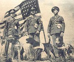 san carlo war dog training postcards - Bing Images