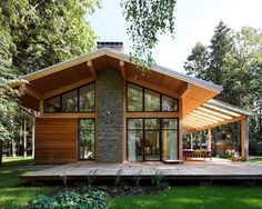 Contemporary Exterior Design, Pictures, Remodel, Decor and Ideas - page 31