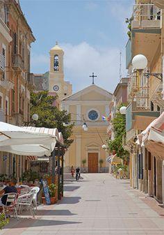 Carloforte - Smeralda costa - Sardinia - italy