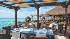 Be Live Experience Hamaca – Boca Chica – Be Live Hamaca All Inclusive Resorts - Restaurants & Bars Dominican Republic Honeymoon, Rooftop Terrace, All Inclusive Resorts, Restaurant Bar, Places To Go, Pergola, Live, Outdoor Structures, Boca Chica