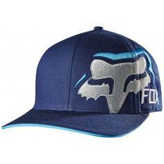 Fox Racing Mens Input Flexfit Casual Fitted Cap MX Motocross Moto Hat