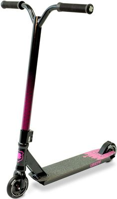 Lucky Strata Pro Scooter Black/Pink - $299.00 : Bakerized Skate Shop, Destroy and Repeat