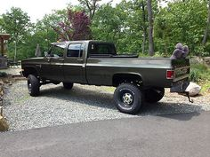 Viewing Auction #251305379231 - 84 Chevy K30 3+3 crew cab 4x4 ...