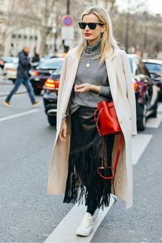 Streetstyle París - StyleLovely