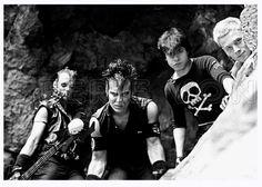 The Misfits - horror punk from Lodi, New Jersey