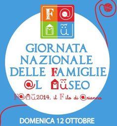 Torna la F@MU - Giornata delle Famiglie al Museo 2014 | Vitalba Morelli.it http://www.vitalbamorelli.it/2014/10/08/torna-la-famu-giornata-delle-famiglie-al-museo-2014/#more-1505