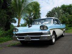 1958 Ford Fairlane 2 Door