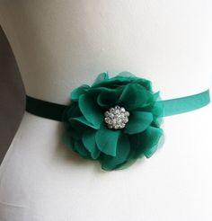 Belt for bridesmaids dress