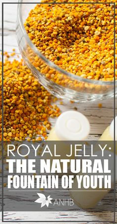 Wow! Look at the amazing benefits of royal jelly!