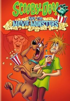 Scooby-Doo and the Movie Monsters (DVD) Scooby Doo Mystery Inc, Scooby Doo Movie, Walt Disney, Scary Films, Mysteries Of The World, Morning Cartoon, Movie Themes, Hanna Barbera, Old Tv