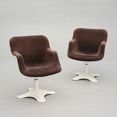 "Yrjö Kukkapuro 'Junior"", Haimi, Finland Eames, Finland, Lounge, Chair, Furniture, Design, Home Decor, Art, Auction"