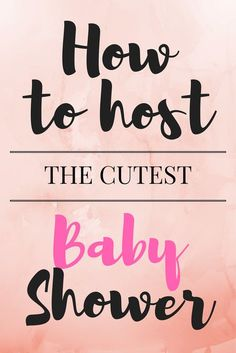 Modern Baby Shower Ideas for a girl, boy, gender reveal! Printable baby shower games, punch recipes, clipart and ...